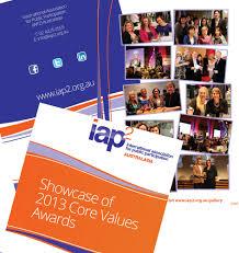 IAP2 Core values Award