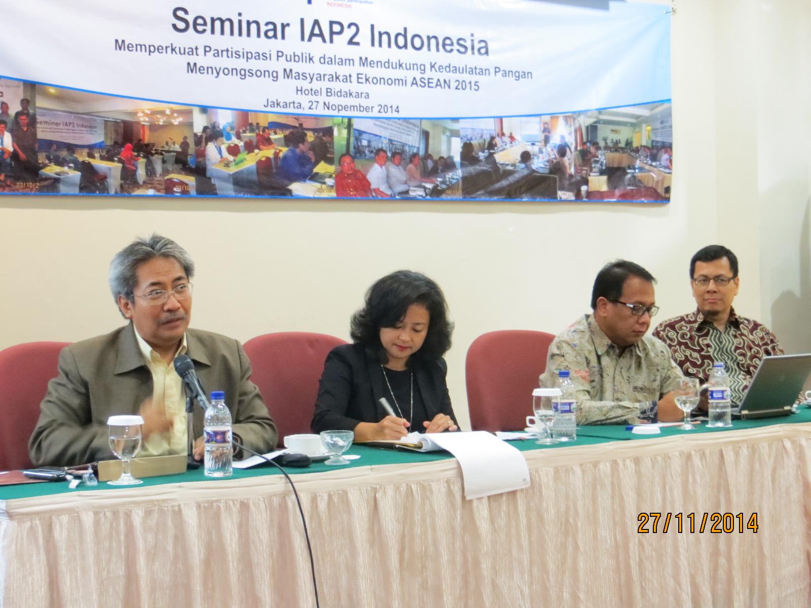 Seminar IAP2 Id 27 Nop 2014