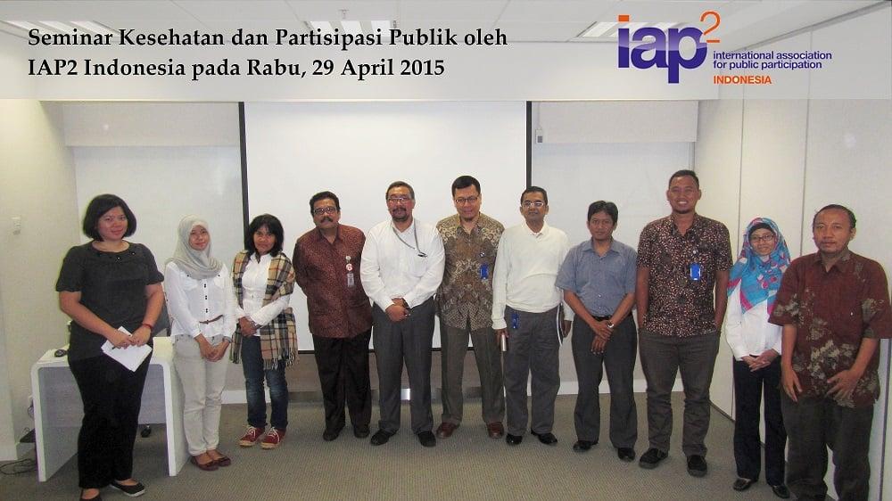 Seminar April 2015
