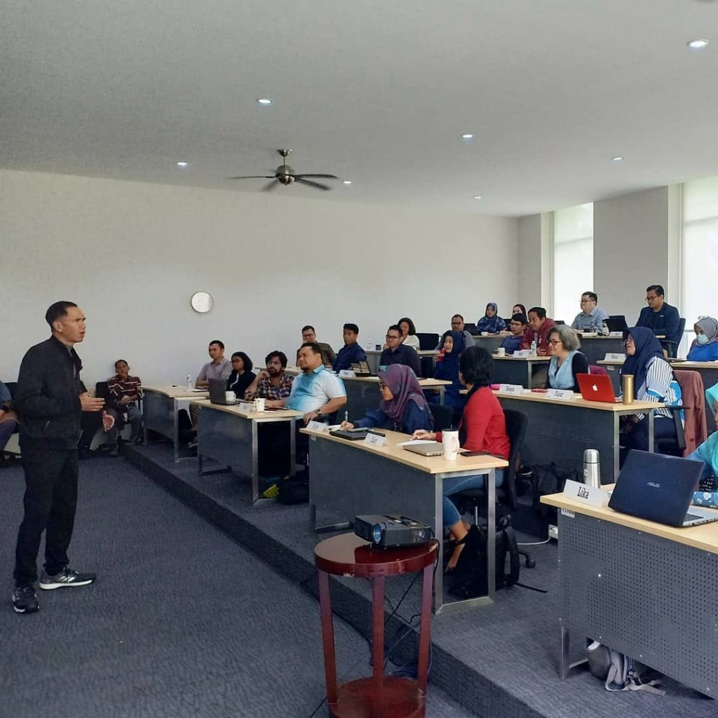 kuliah umum di SGPP - Prioritas Nasional dan Kebijakan Perdagangan Indonesia