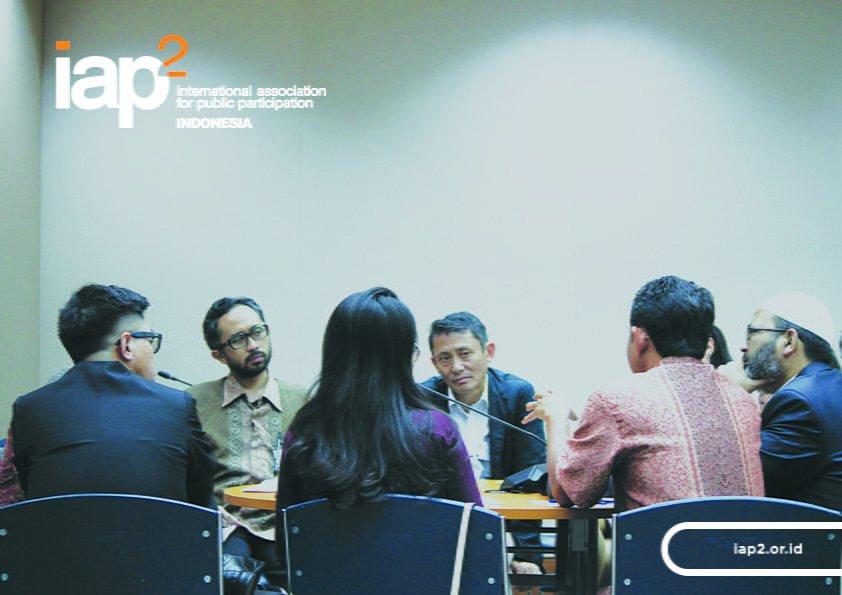 Optimalisasi Pelayanan Publik dan Pelibatan Masyarakat - IFP2SE