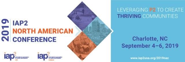 Konferensi IAP2 Amerika Utara
