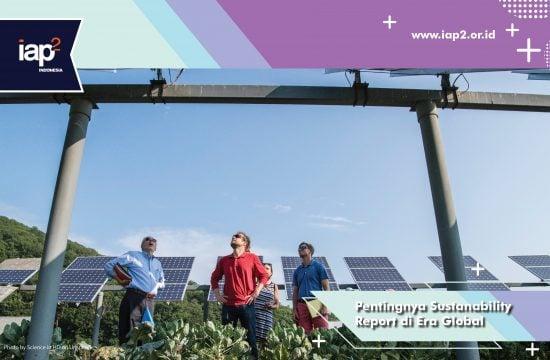 Pentingnya Sustainability Report