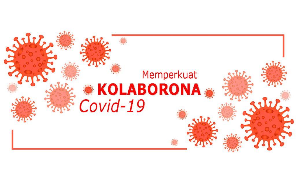 Memperkuat Kolaborona Covid-19